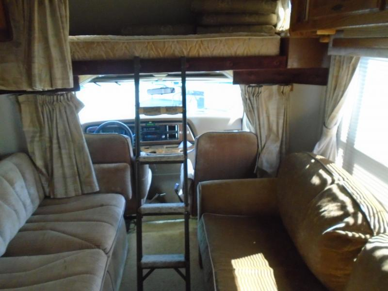 1987 yellowstone country club 56C Class C RV