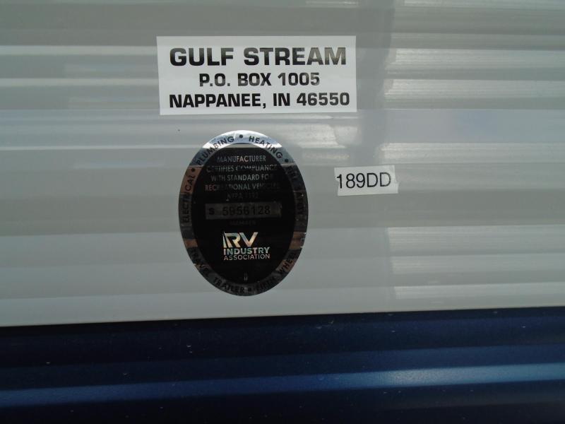 2021 Gulf Stream Ameri Lite 189DD Travel Trailer RV