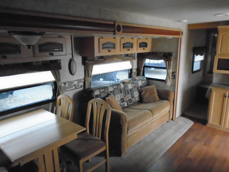 2009 KZ Spree 260RBS Travel Trailer RV