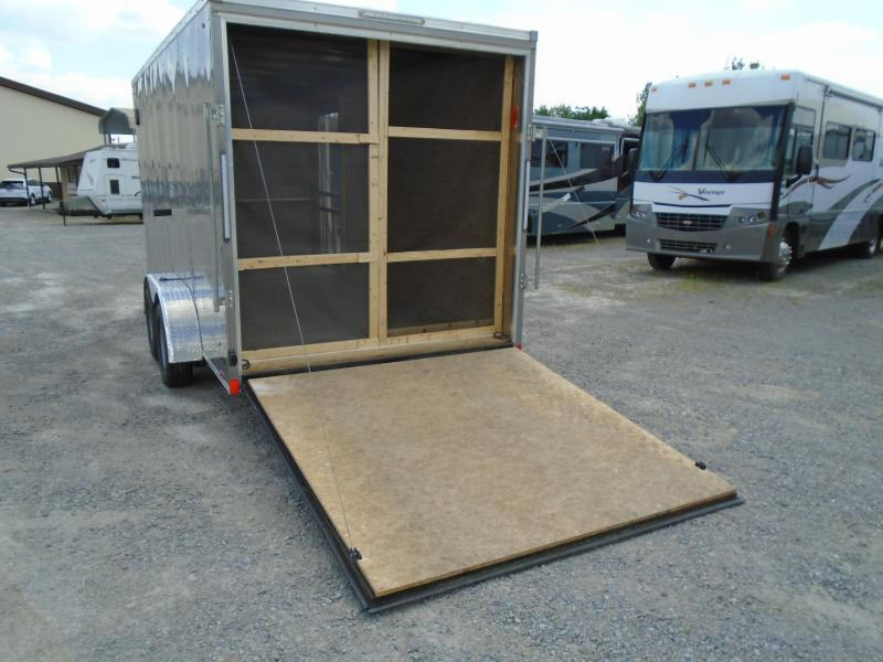2020  EX SERIES DLX Enclosed Cargo Trailer