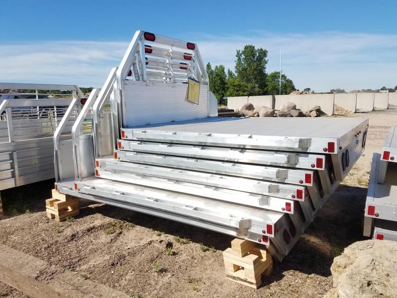 2022 Aluma 96096GN Truck Bed