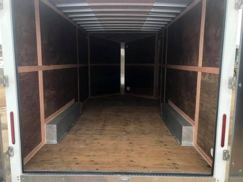 2021 Other IDEAL CARGO 8.5X16 Enclosed Cargo Trailer