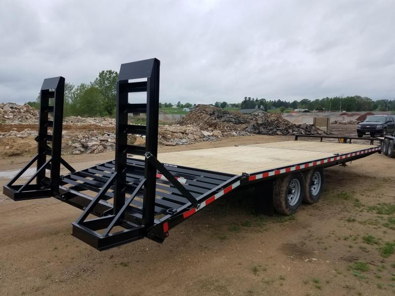 2021 Sure-Trac 8.5 x 22+4 Standard Duty Beavertail Deck