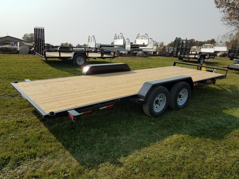 2021 Sure-Trac 7 x 20 Tilt Bed Car Hauler Trailer  10K