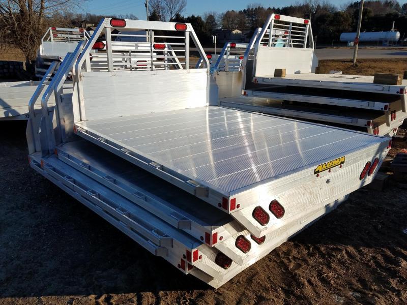 2020 Aluma 81096GN Truck Bed