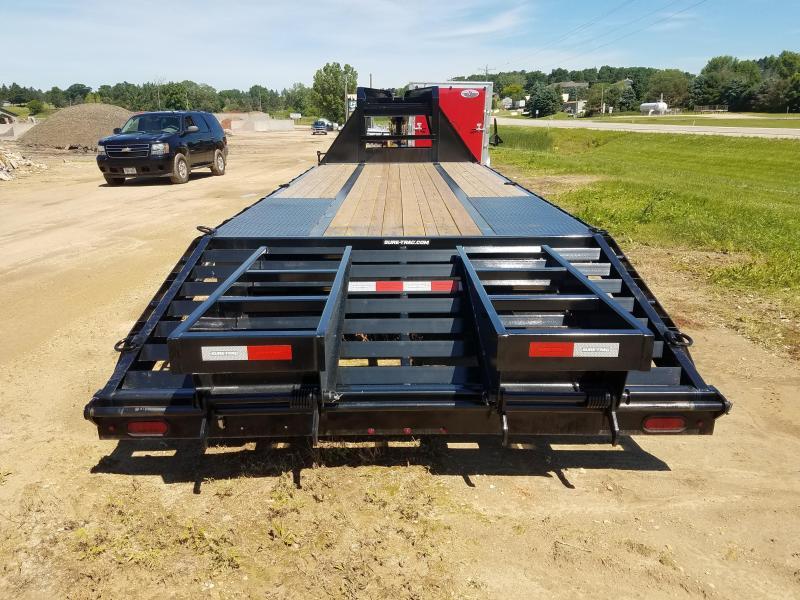 2020 Sure-Trac 8.5x20+5 LowPro Deckover Tandem GN 22.5K