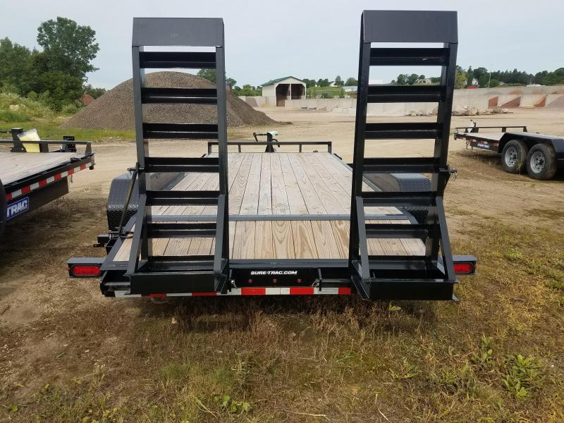 2020 Sure-Trac 7 x 16 Equipment Trailer  14K