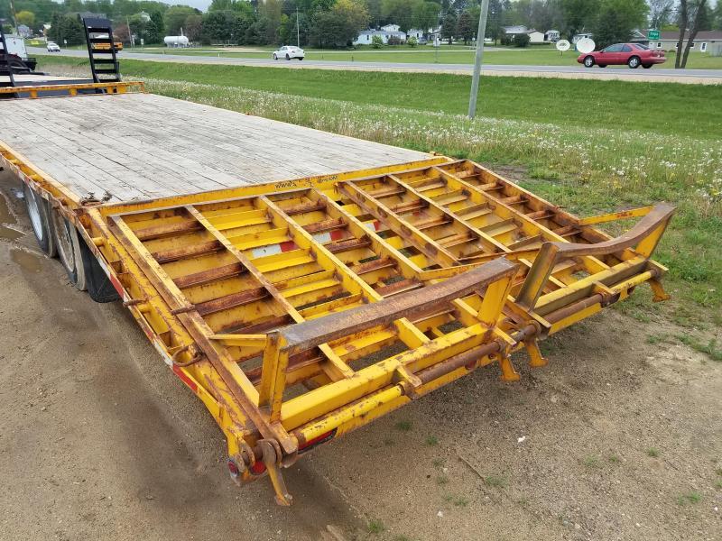 2015 Sure-Trac 8.5x20+5 16k Deck Over Equipment Trailer