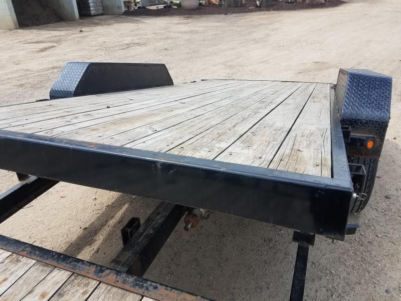 2014 Load Trail 22' Tilt Bed Equipment Trailer