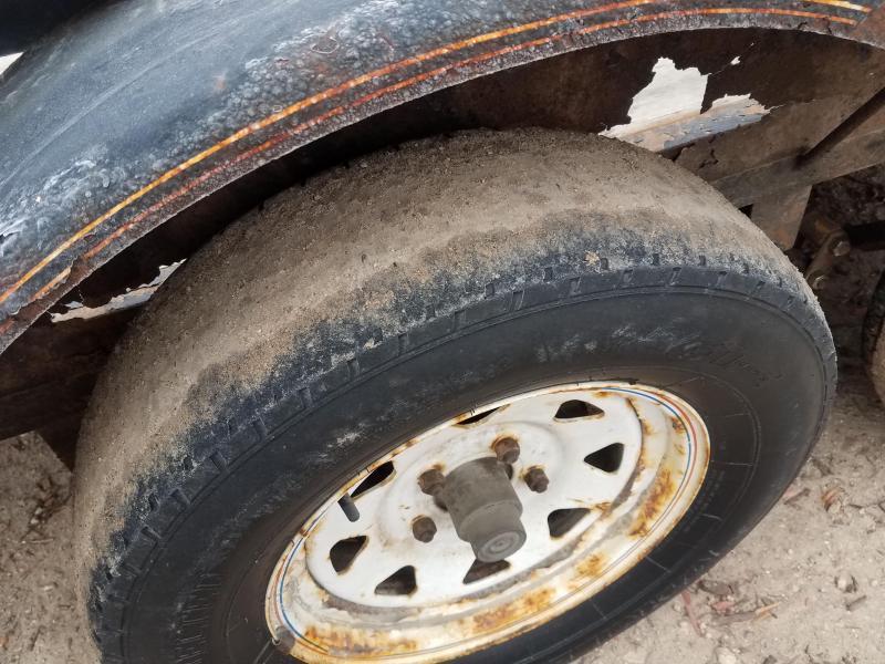 2009 Load Trail 7k Tandem Utility Trailer
