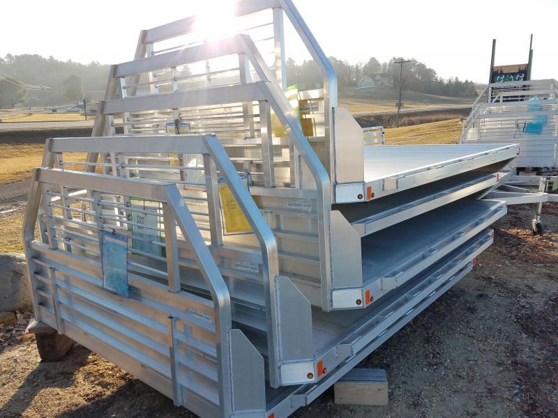 2020 Aluma 81087GN Truck Bed