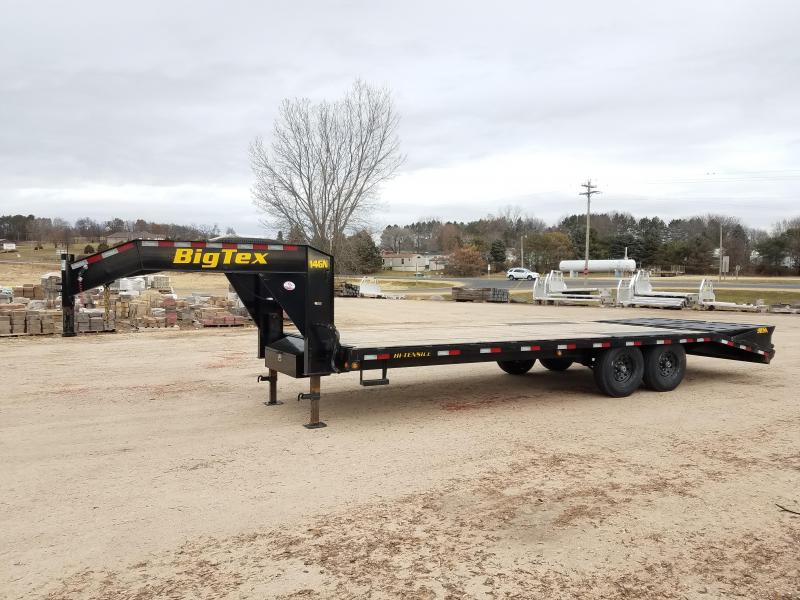 2019 Big Tex Trailers Gooseneck Equipment Trailer
