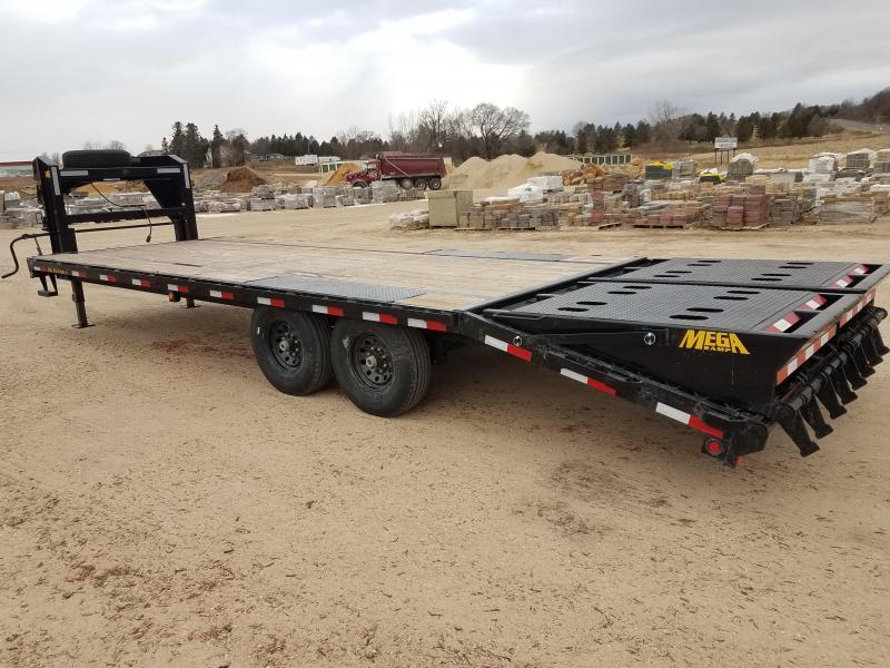 2019 Big Tex Trailers Gooseneck Equipment Trailer