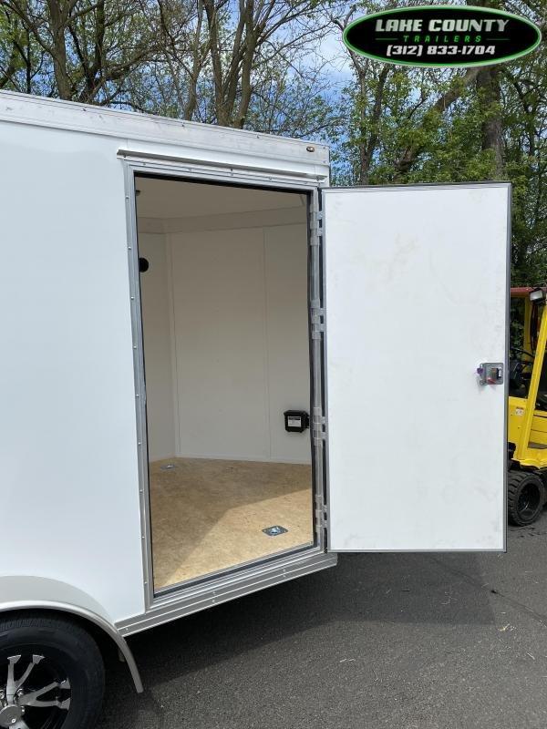 "2021 Haulmark GRZ-ALX 7X12 with 6'6"" Interior Height Enclosed Cargo Trailer"