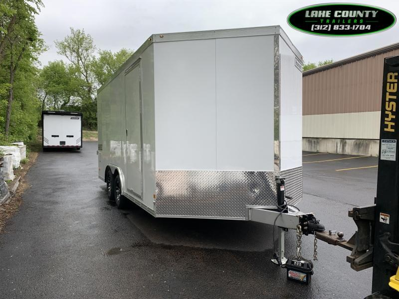 2021 Haulmark GRZ-ALX 8.5X16 with 7' Interior Height Enclosed Cargo Trailer