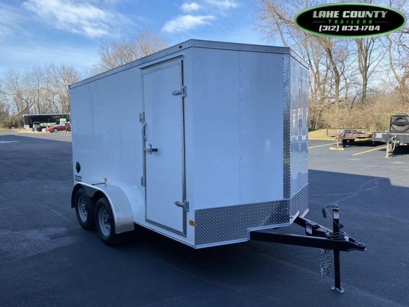 2021 Haulmark PP-DLX 7X12 Enclosed Trailer. We Take All Trades Enclosed Cargo Trailer