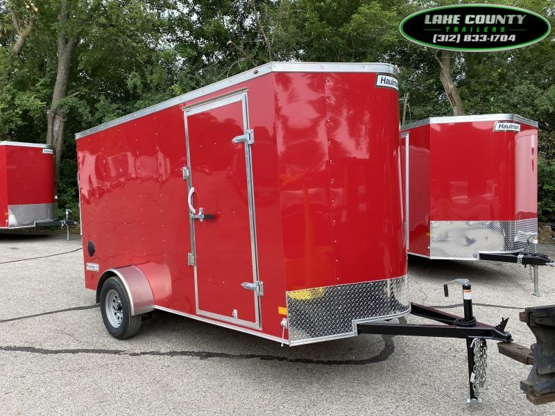 2020 Haulmark Passport Deluxe 6X12 Enclosed Trailer. Trades OK Enclosed Cargo Trailer