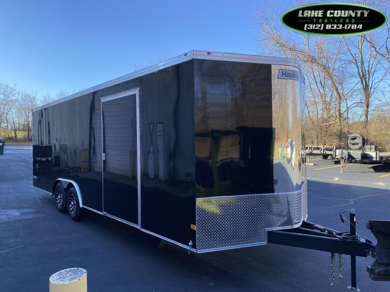 2021 Haulmark TSV 8.5X24X7 Enclosed Trailer. We Take Trades Car / Racing Trailer