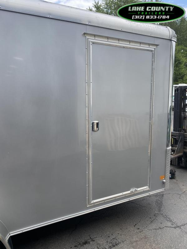 2021 Haulmark TS 7X16 with 7' Interior Height Enclosed Cargo Trailer