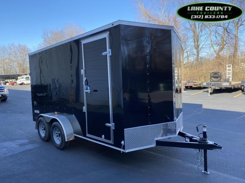 2021 Haulmark PP-DLX 7X14X7 Enclosed Trailer. We Take Trades Enclosed Cargo Trailer
