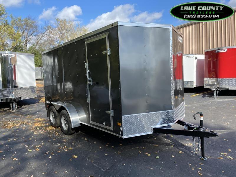 2021 Haulmark PP-D 7X14 Enclosed Trailer. We Take All Trades Enclosed Cargo Trailer