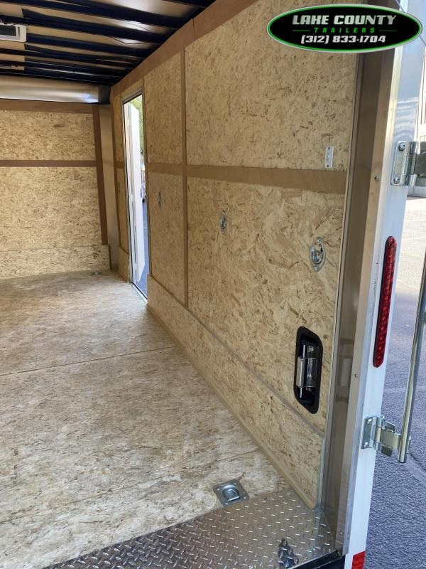 2021 Haulmark Grizzly HD 7X14. LOADED With Options Enclosed Cargo Trailer