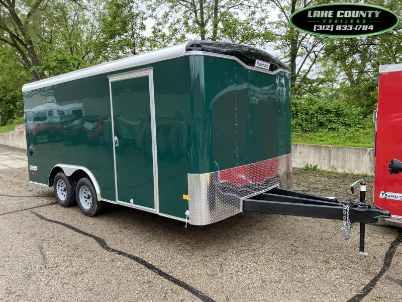 2021 Haulmark Transport Enclosed Trailer 8.5X16 With Ext Tongue. We Take Trades Enclosed Cargo Trailer