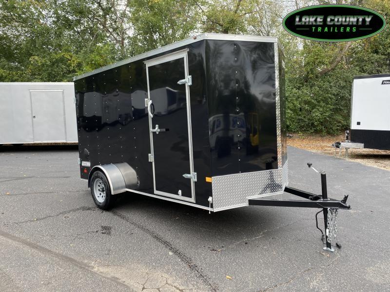 "2022 Haulmark PP-D 6X12 with 6'6"" Interior Height Enclosed Cargo Trailer"