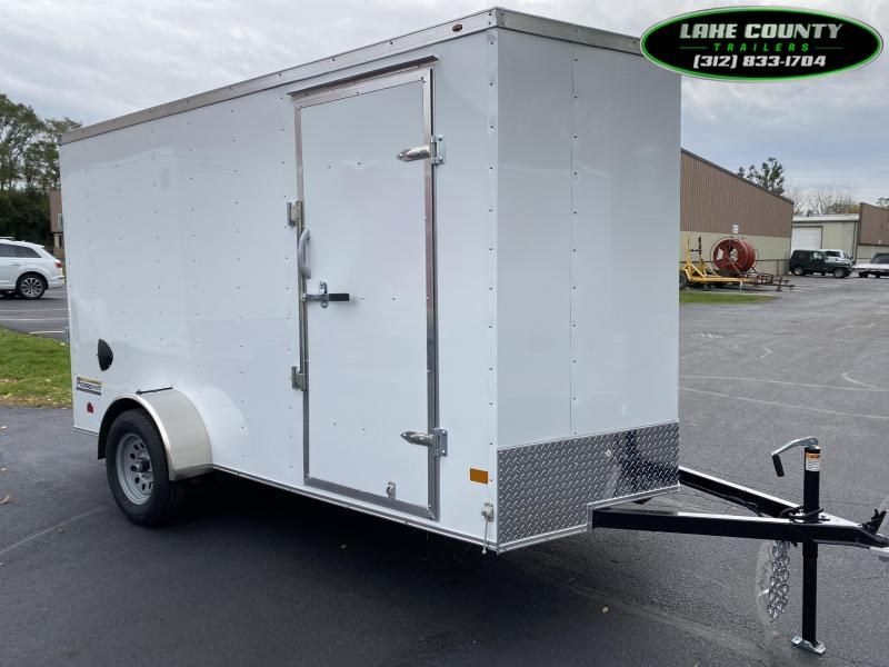 2021 Haulmark Passport 6X12. We Take All Trades Enclosed Cargo Trailer