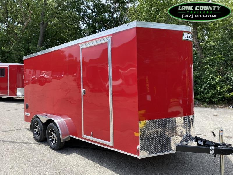 2021 Haulmark Transport V 7X16X7 Enclosed Trailer. Trades OK Enclosed Cargo Trailer