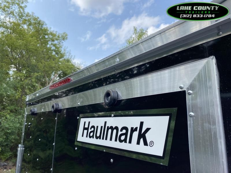 2021 Haulmark Passport DLX 7X12 Tandem Axle. Trades OK Enclosed Cargo Trailer