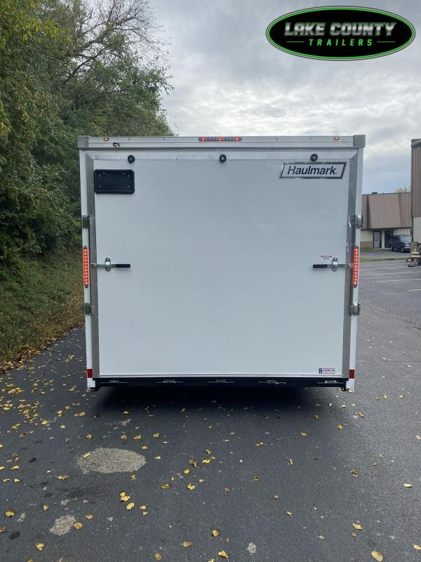 2022 Haulmark TS-V 8.5X20 with 7' Interior Height Enclosed Cargo Trailer