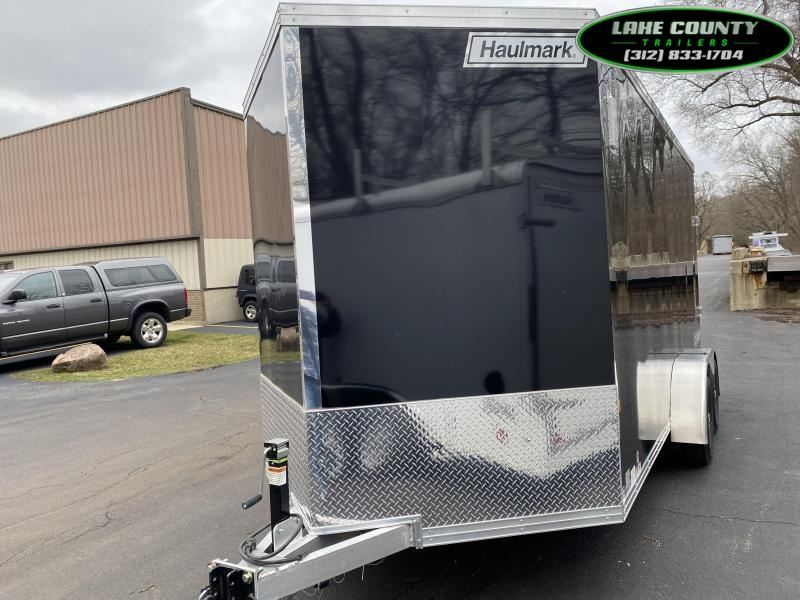 2021 Haulmark GRZ Aluminum HD 7X16 With 7' Interior Height Enclosed Cargo Trailer