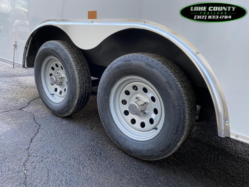 2021 Haulmark TS 8.5X16 With Cargo Doors & Ladder Racks Car / Racing Trailer