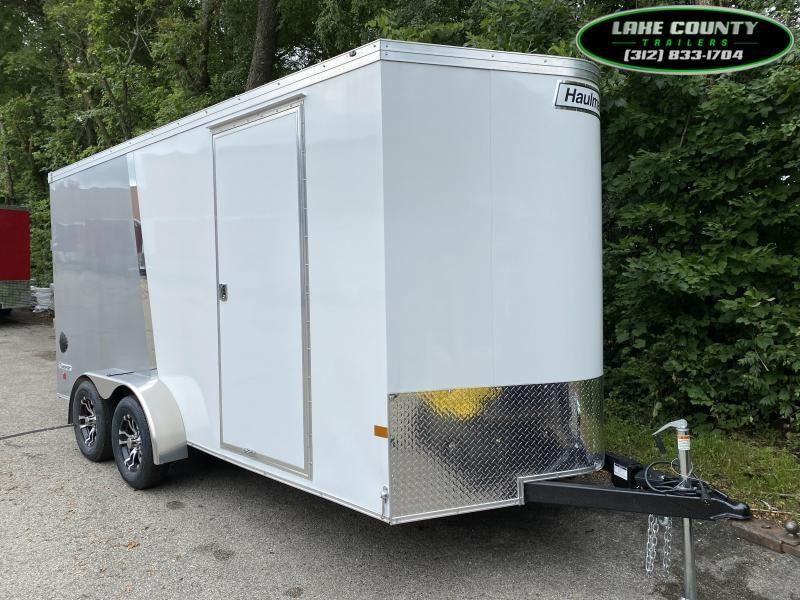 2020 Haulmark Transport V 7X16X7. We Take Trades Enclosed Cargo Trailer