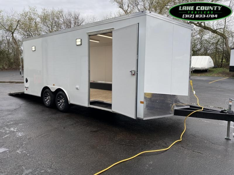 2021 Haulmark TSV 8.5X20 With 7' Interior. Trades Ok Car / Racing Trailer