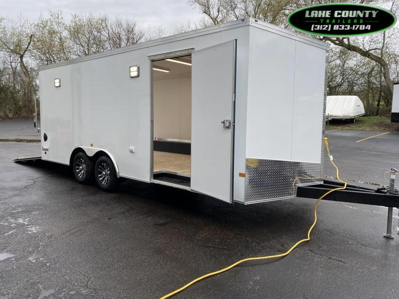 2021 Haulmark TSV 8.5X20 With 7' Interior. Trades Ok Car / Racing Trailer