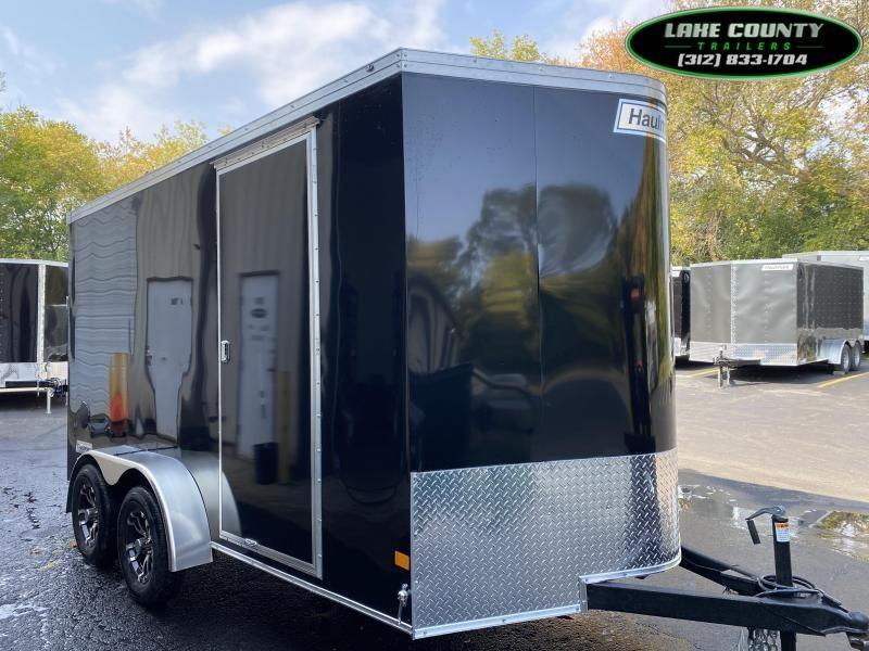 2021 Haulmark TSV 7X14X7 Enclosed Trailer. We Take All Trades Enclosed Cargo Trailer