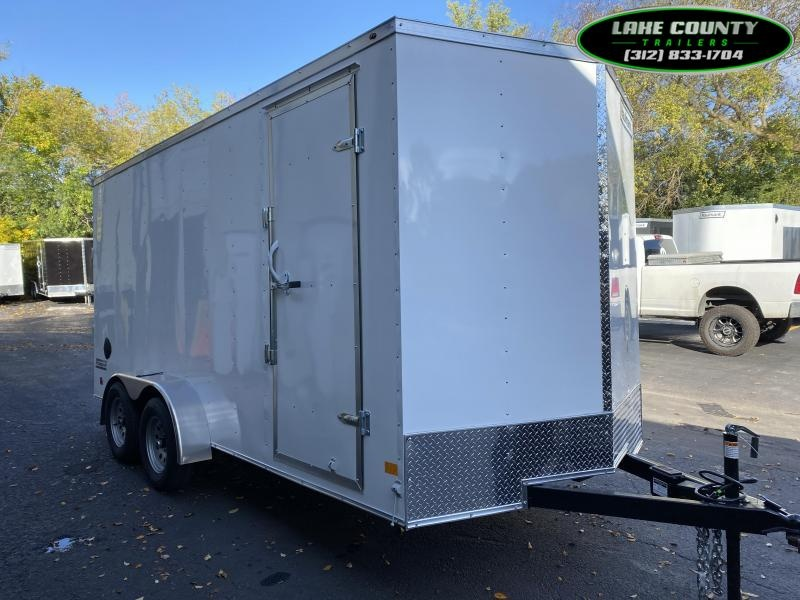 2021 Haulmark PP-Deluxe 7X16X7 Enclosed Trailer. We Take Trades Enclosed Cargo Trailer