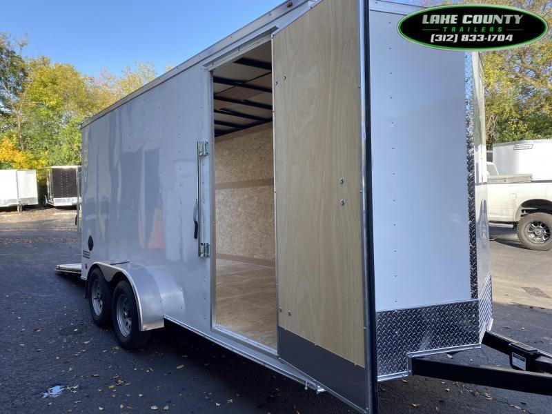 2021 Haulmark PP-Deluxe 7X16X7 Enclosed Trailer. We Take Trades Enclosed Cargo Trailer
