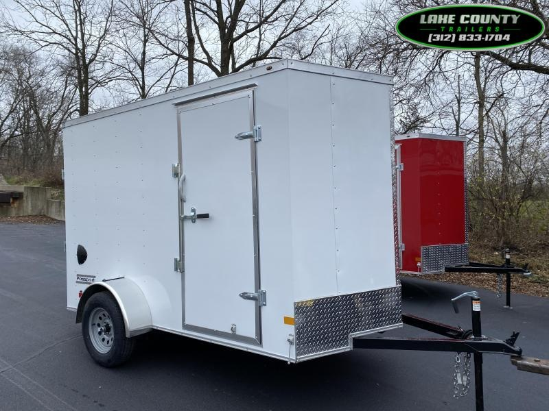 2021 Haulmark PP 6X10 Enclosed Trailer. We Take All Trades Enclosed Cargo Trailer