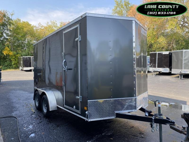 2021 Haulmark PP-Deluxe 7X14X7 Enclosed Trailer. We Take Trades Enclosed Cargo Trailer