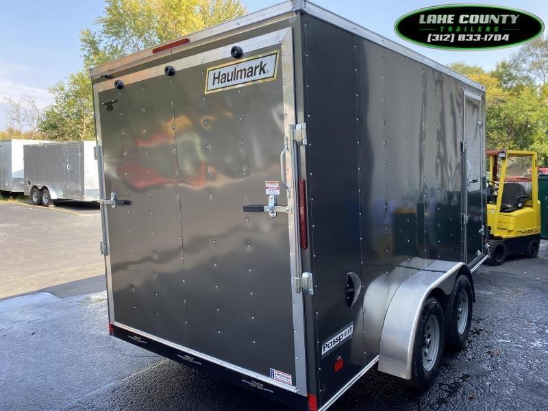 2021 Haulmark PP-Deluxe 7X14X7 Enclosed Trailer. We Take Trades Enclosed Cargo Trailer