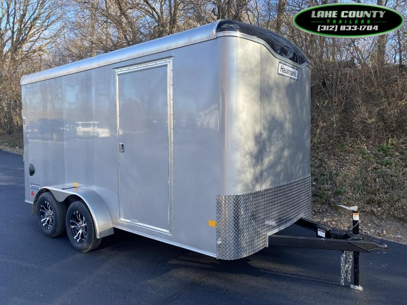 2021 Haulmark TS 7X14X7 Enclosed Trailer. We Take All Trades Enclosed Cargo Trailer