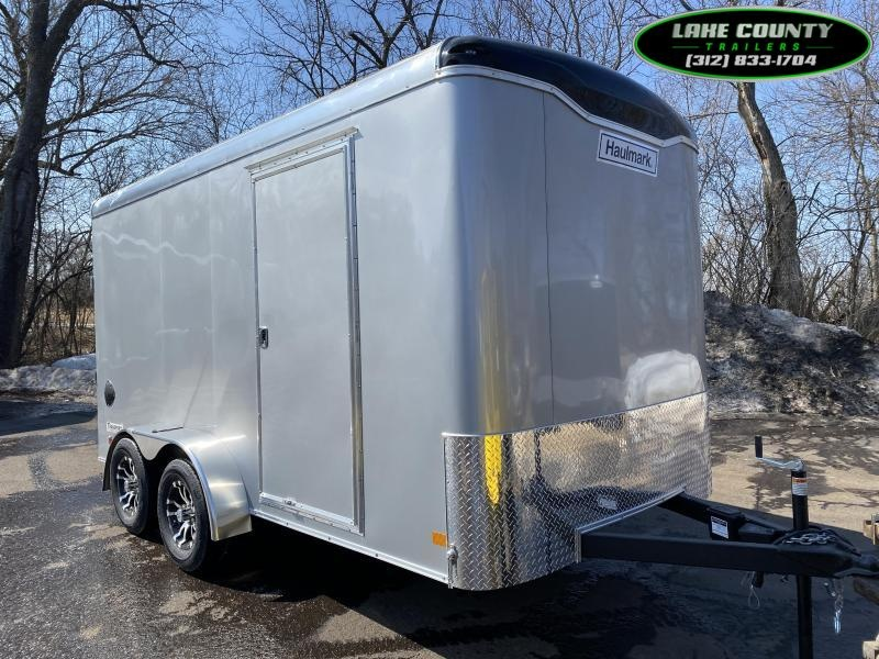 2021 Haulmark Transport 7X14X7 Enclosed Trailer. Enclosed Cargo Trailer