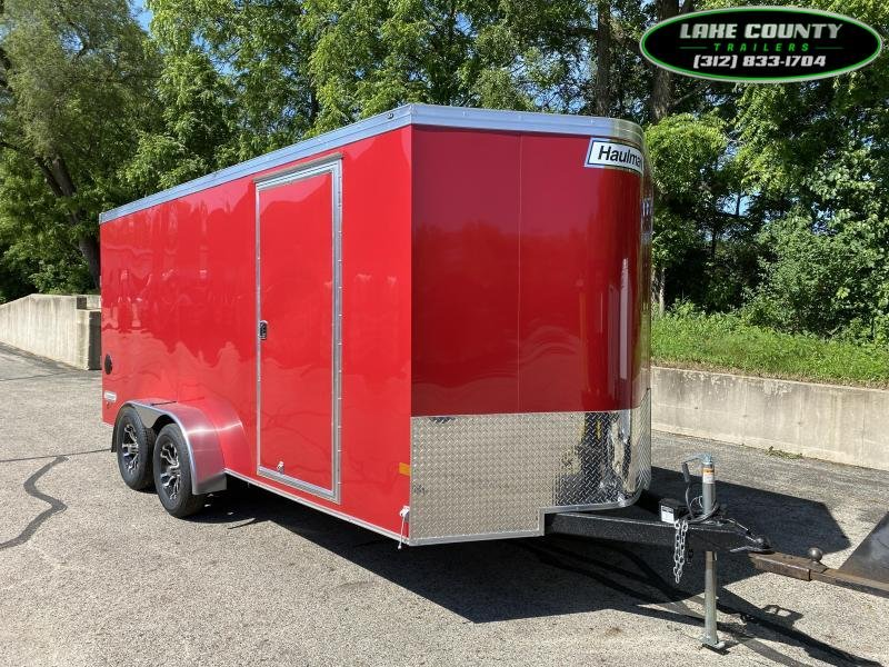 2020 Haulmark Transport V Enclosed Trailer.  7X16.  We Take Trade Ins. Enclosed Cargo Trailer