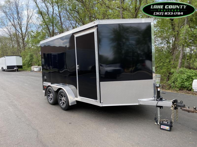 "2021 Haulmark GRZ-ALX 7X12 with 6'6"" Interior Height Enclosed Cargo Trailer"