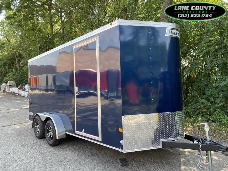 2020 Haulmark Transport V Enclosed Trailer 7X16X7. Trades Ok Enclosed Cargo Trailer