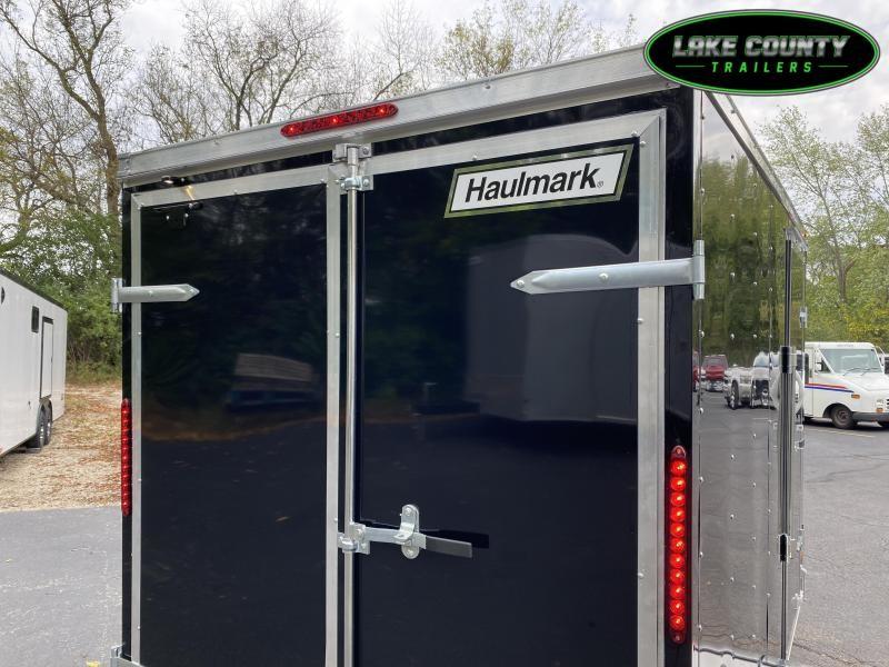 "2022 Haulmark PP-D 6X10 with 6'6"" Interior Height Enclosed Cargo Trailer"
