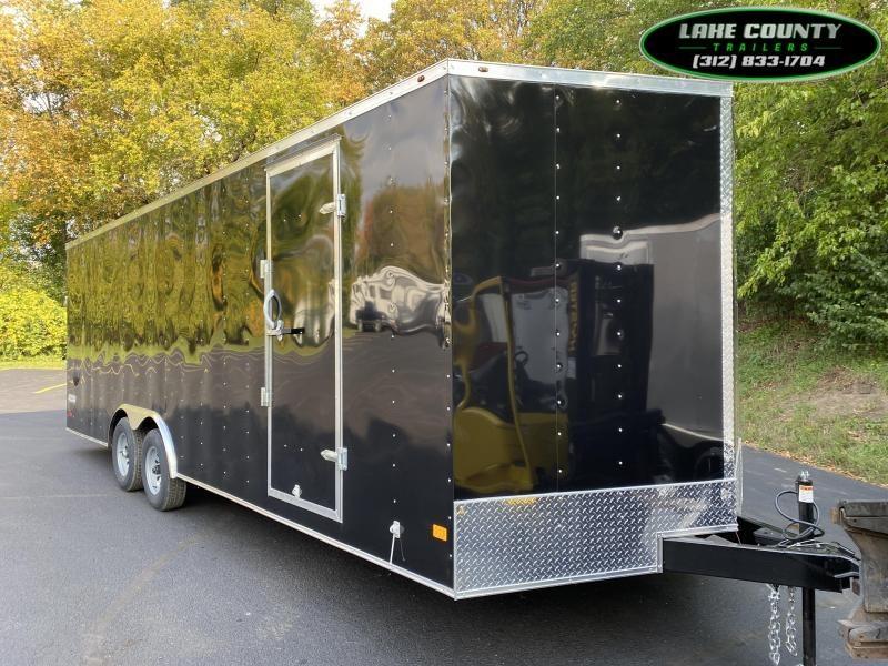 2021 Haulmark Passport DLX 8.5X24X7 With 10K GVWR. Trades OK Enclosed Cargo Trailer